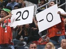 NBA: Хьюстонская двадцатка