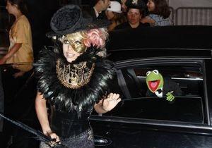Lady Gaga номинирована на награду за защиту прав геев