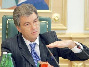 Sueddeutsche Zeitung: Ющенко находится в наихудшей форме