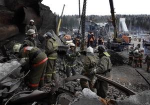 Более половины погибших на шахте Распадская задохнулись угарным газом