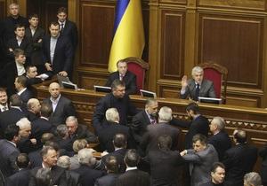 Литвин: Выискиваются возможности не как вести выборы, а как обмануть друг друга