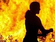 В Москве горит энергоподстанция