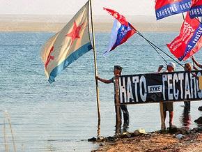 Одесский облсовет просит не проводить учения Си Бриз на территории области