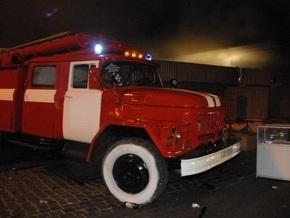 В Симферополе произошел пожар в здании следственного изолятора