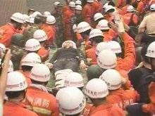 В результате селевого потока в Китае погибли 200 спасателей