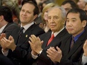 Харуки Мураками получил премию в Израиле, несмотря на протесты японцев