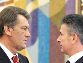 Ющенко отобрал у главы ВСУ право впервые назначать судей