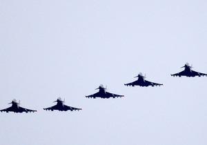 Силы НАТО нанесли авиаудар по ретрансляционным станциям в Триполи