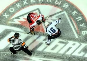 Донбасс разгромил Сокол в матче-открытии чемпионата Украины по хоккею