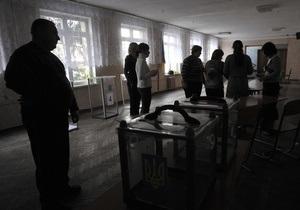ПР: Во Львове членам УИК от Януковича угрожали кастетом