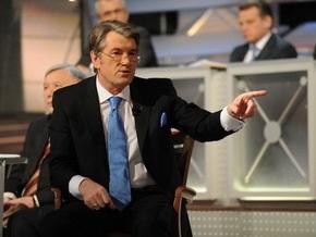 Ющенко придет на Свободу на Интере