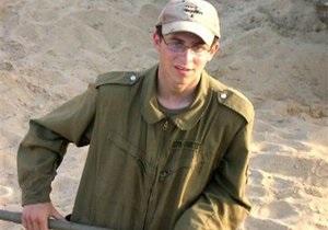 ХАМАС передал Гилада Шалита Египту для возвращения в Израиль