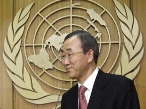 Генсек ООН намерен добиться помощи развивающимся странам