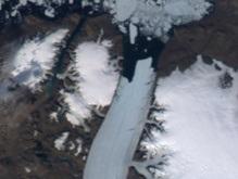 Гренландия тает