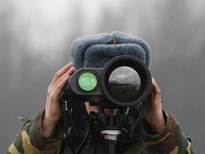 Российские пограничники застрелили украинца при попытке незаконного пересечения границы