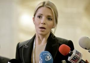 Евгения Тимошенко заявляет о невыполнении Пенитенциарной службой требований матери