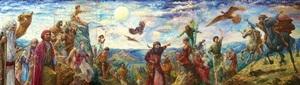УКРАЇНСЬКЕ  ТВОРІННЯ  У ПОЛІТИЧНОМУ ЦЕНТРІ ЄВРОПИ