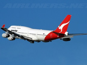 Boeing-747, совершивший в июле экстренную посадку, попал в аварию во время ремонта