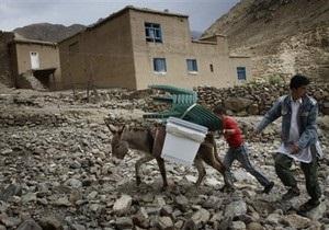 Немецкие военные в Афганистане взяли на вооружение осла