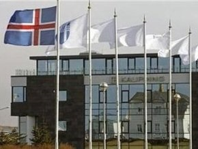 Исландия получит от Великобритании кредит в 2,8 млрд евро