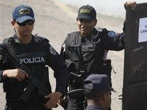 В Гондурасе восемь полицейских задержаны с кокаином на $22 млн