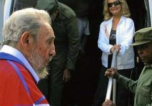 Фидель Кастро назвал присутствие американских войск на Гаити  оккупацией