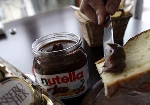 Налог на нутеллу: Франция намерена вчетверо увеличить сбор с пальмового масла