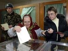 Явка избирателей на 12:00: проголосовали 13,26%