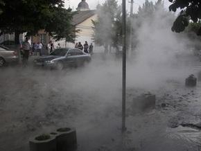 Киевводоканал: канализации столицы – в катастрофическом состоянии
