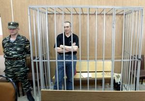 Суд над Ходорковским: Глава Минпромторга РФ не знает о случаях хищения 350 млн тонн нефти