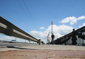 В следующем году на мосту Патона может появиться трамвайная линия