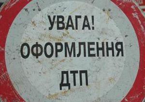 В Киеве произошло крупное ДТП: 10 пострадавших