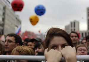 В октябре российская оппозиция выберет лидеров, в декабре пройдет следующий Марш миллионов