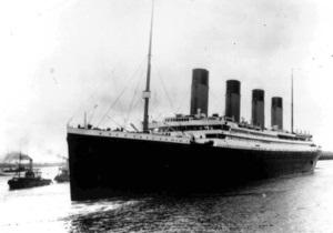 Сегодня исполняется 100 лет со дня крушения Титаника