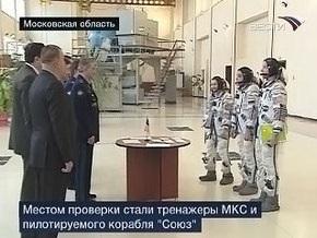 Основной экипаж 19-й экспедиции на МКС сдал экзамен на  отлично