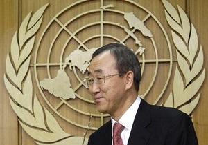 Генсек ООН призвал Израиль и Ливан к сдержанности