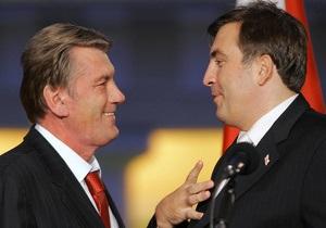 Саакашвили: Грузия не будет поддерживать кого-либо из кандидатов в президенты Украины