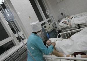 СЭС: В Донецкой области от A/H1N1 умерли более ста человек