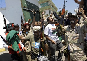 Командир элитной бригады армии Каддафи сбежал в Нигер