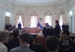 Решения по ходатайствам защиты Тимошенко огласят завтра
