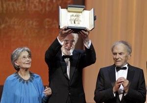 Золотую пальмовую ветвь Каннского кинофестиваля получил Михаэль Ханеке
