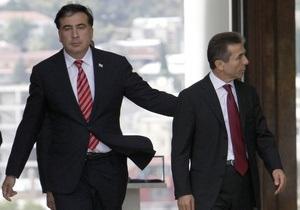 Саакашвили хочет встретиться с Иванишвили тет-а-тет