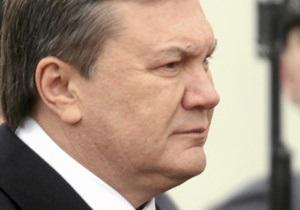 Янукович отверг обвинения в нарушении демократии: Врут без совести, искажают факты, дезориентируют мир