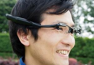 Olympus анонсировал очки-компьютер