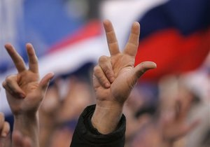 Украина и Сербия подписали соглашение об отмене виз