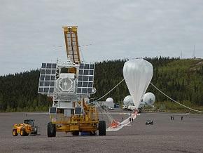 Швеция запустила к Канаде гигантский летающий телескоп