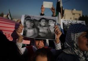 DW: Беспомощная реакция мирового сообщества на бойню в Сирии