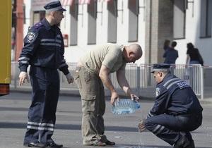 В Днепропетровске утроили количество милицейских патрулей