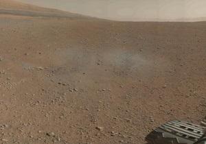 Вода на Марсе: Марс раньше был затоплен водой