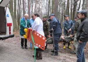 новости Житомира - В Житомирской области турист сорвался со скалы